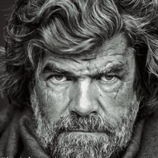 LA LETTURA: Al confine del cielo - Rehinold Messner