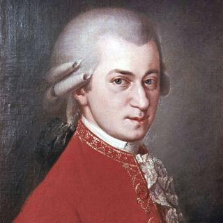 La Domenica di Ameria Radio  8 agosto 2021 ore 12.00 - Wolfgang Amadeus Mozart