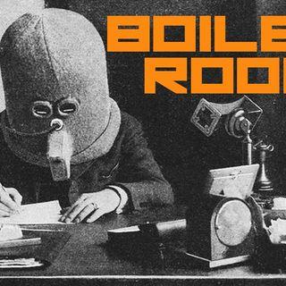 Boiler Room #65 - Bernie Says Vote Neocon - Pokemon No!