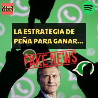 #OrsonRadio - Macri apuesta a las Fake News para ganar...