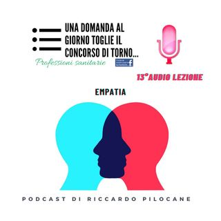 13° audio lezione L'empatia