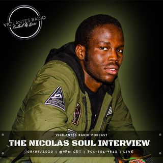 The Nicolas Soul Interview.
