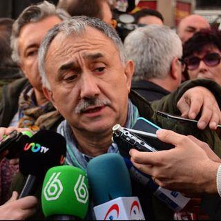 #LACAFETERAcrisisdemocrática Pepe Álvarez, nuevo Sec.Gral de UGT, @alberto_perez_p y @Guantini
