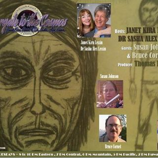 Susan Johnson Interview ~ 01/08/21 ~UFO Secret Space ~ Janet Kira Lessin, Theres