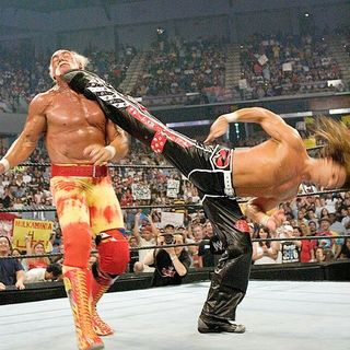 WWE Rivalries: HBK vs Hulk Hogan