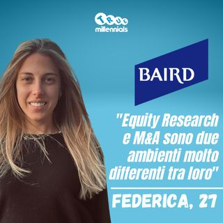 INVESTMENT BANKING: Vita quotidiana da banker - Equity Research o M&A?