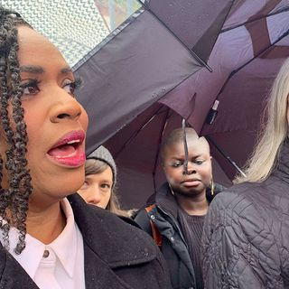 Reps. Ayanna Pressley, Katherine Clark Join Harvard Grad Students On Strike