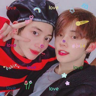 paper hearts - yeonjun & taehyun