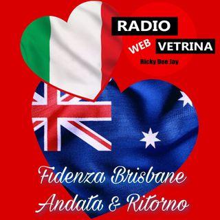 26 SETTEMBRE 2021 RADIOVETRINA SPECIALE FIDENZA BRISBANE ANDATA & RITORNO