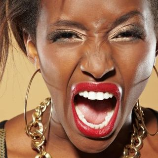 I LOVE BLACK WOMEN: ALL EXCEPT...
