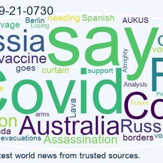 World News 2021-09-21-0730