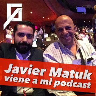 Javier Matuk revienta en mi Podcast