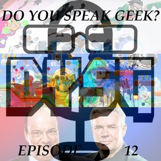 Episode 12 (Hill House Comics, Teen Titans, Eternals, The Matrix, Super Mario Maker 2, WWE and more!