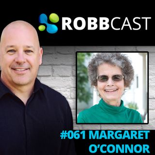 E061 Margaret Mary O'connor Shines a Light On the Shadows of the Catholic Church