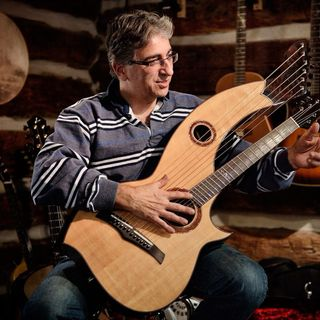 The Craft of Guitar Making | Tony Karol