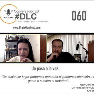 Episodio 60 - ConversaciónES #DLC con Gery Jiménez