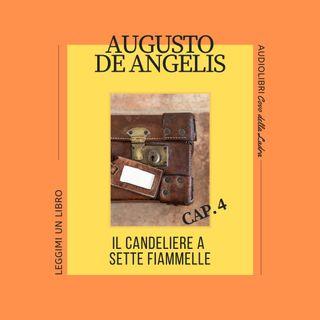 Candeliere a sette fiammelle - capitolo 4