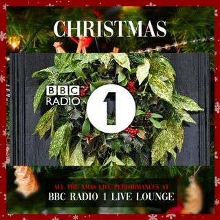 BBC Radio 1 - All The Christmas Live Performances at  Live Lounge | Ed Sheeran - Coldplay - Sam Smith - James Arthur - Bastille - Olly Murs