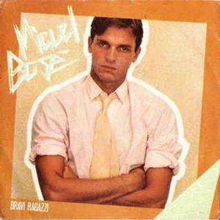 Miguel Bosé BRAVI RAGAZZI