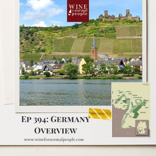 Ep 394: Germany Overview