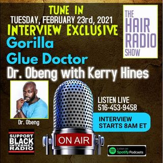 The Hair Radio Morning Show LIVE #535  Tuesday, February 23rd, 2021