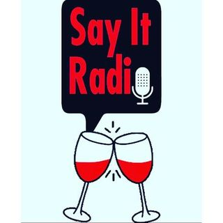 Say It! Radio (Alter Ego Friday) Feat.....Author C. Samuel