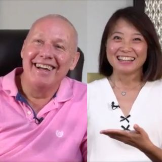 """Face of Christ"" Online Retreat: Closing Session with David Hoffmeister and Frances Xu"