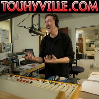 Touhyville James Morris Interview Comic Con