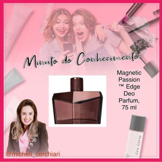 Magnetic Passion™ Edge Deo Parfum, 75 ml