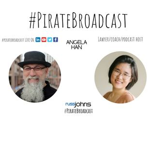 Catch Angela Han on the PirateBroadcast