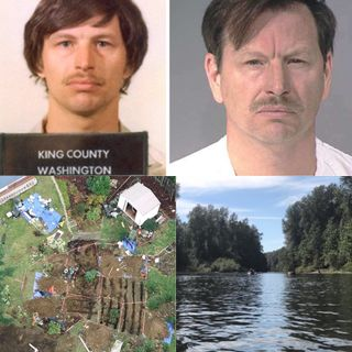 G (Green River, Washington) Gary Ridgway AKA Green River Killer