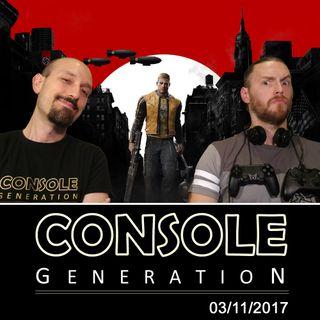 Wolfenstein 2, Assassin's Creed Origins e altro! - CG Live 03/11/2017