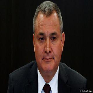 FGR solicita a EUA extradición de García Luna