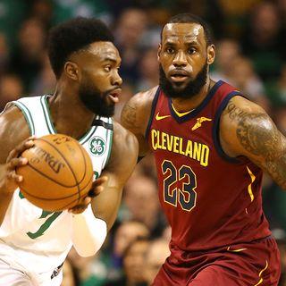 Celtics' Jaylen Brown Upset LeBron James Left Eastern Conference