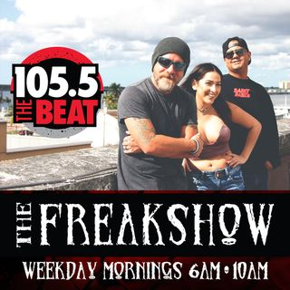 The Freakshow with Flyin' Brian