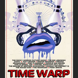 Danny Wolf, Director of Time Warp: The Greatest Cult Films of All Time