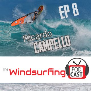 #8 - Ricardo Campello on money, butting heads with brand managers and how come he's never scared