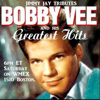 "SPECIAL Trade Talks - Jimmy Jay WMEX ""Bobby Vee Tribute"" 60 sec. Promo"