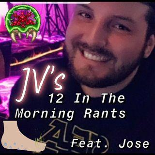 Episode 98 - Dreading Defeet! Feat. Jose
