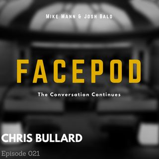 Episode 021 -  Chris Bullard sends postcards from places he's never visited.