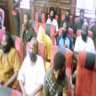 Court Grants Bail to Igboho's 12 Detained Associates