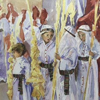 Primera Parte Pregón Semana Santa 2016 Priego de Córdoba
