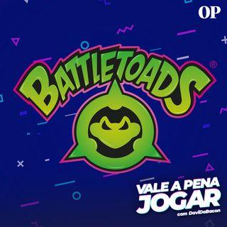 #52 - Vale a pena jogar Battletoads (2020)?
