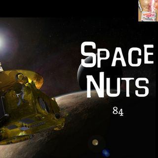84: New Horizon, Alien Research & Christmas - Space Nuts with Dr Fred Watson & Andrew Dunkley