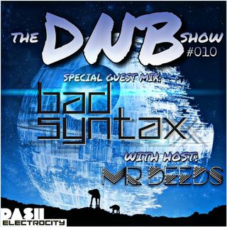 the DNB show S01E10 (with guest Bad Syntax)