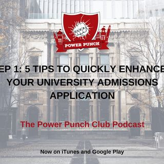 5 tips to quickly enhance your university admissions application
