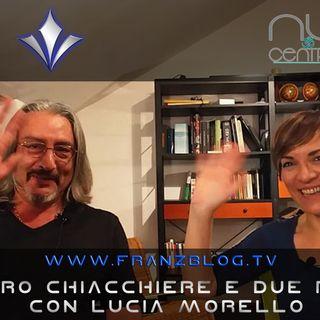Quattro chiacchiere (e due risate) con Lucia Morello