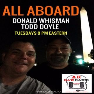 All Aboard with Don and Todd 10-31-17