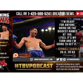 Jermall Charlo vs Hugo Centeno Jr. for WBC Interim Belt? Canelo vs GGG Next?