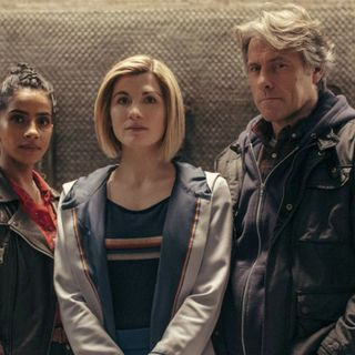 Doctor Who: Chris Chibnall And Jodie Whittaker Leaving
